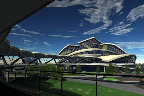 CCP Design District Masterplan