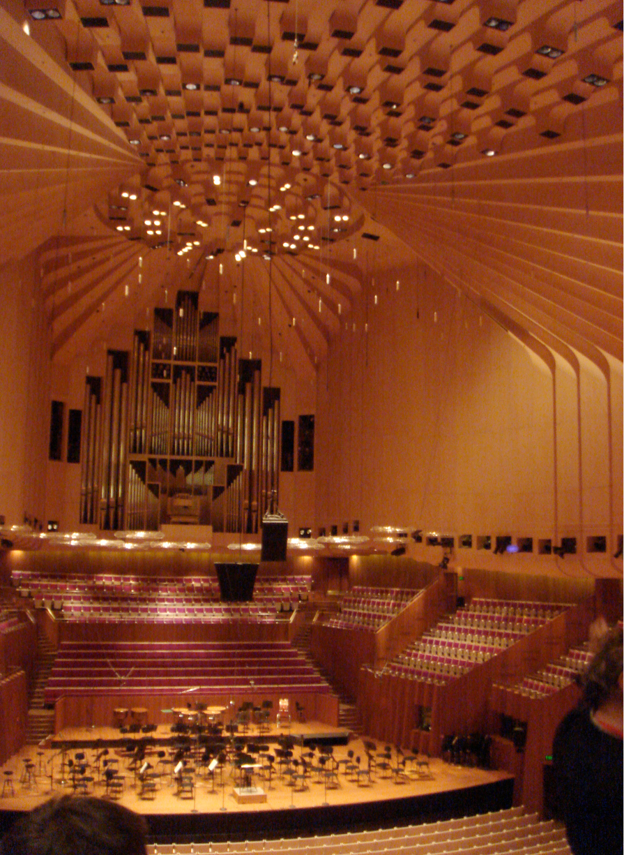 The story of the the sydney opera house buensalido for Performance house