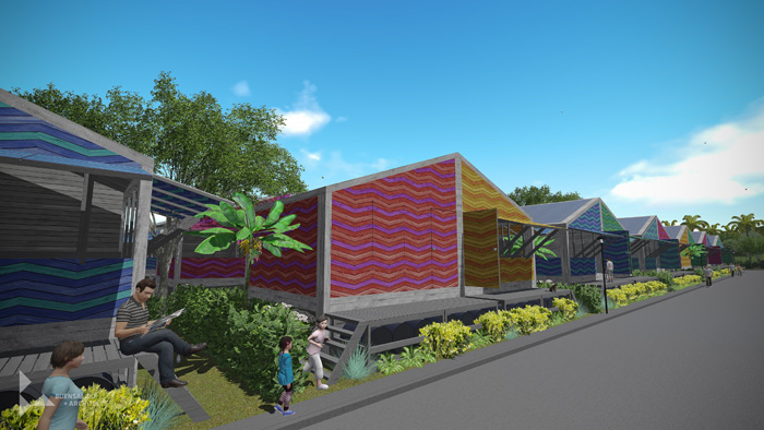 Use of Indigenous Filipino Materials and Methods in Building Green ...