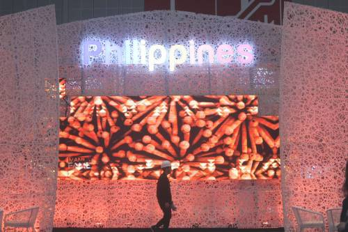 Philippine Pavillon – China International Import Expo